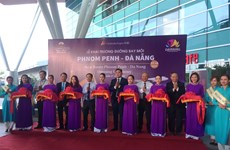 Angkor Air launches Phnom Penh-Da Nang flight service