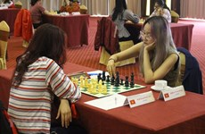 Southeast Asia chess championship 2019 opens in Bac Giang