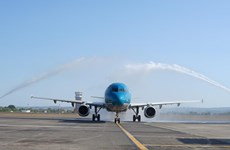 Vietnam Airlines opens HCM City – Bali direct air route