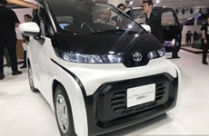 Toyota to produce electric vehicles in Indonesia