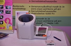 Thailand installs automated blood pressure monitors in public places