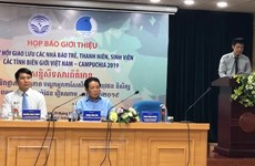 Vietnamese, Cambodian border youths to meet in November