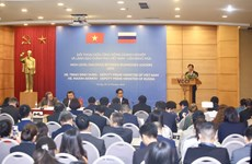 Vietnam, Russia hold high-level government-business dialogue