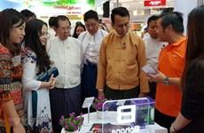 Exhibition of Vietnamese brands held in Myanmar