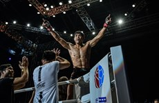 Top Muay Thai fighter to compete in ONE Championship Singapore