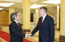 Party official hopes for early ratification of EU-Vietnam deals