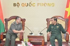 Vietnam, Belarus enhance cooperation in military science