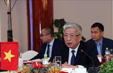 Vietnam, Australia hold third defence policy dialogue