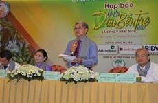 Fifth Ben Tre coconut festival to open in November