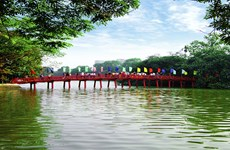 Hanoi among world's 50 most beautiful cities