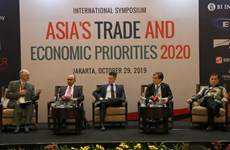 Indonesia hosts workshop on Asia's economic-trade policies