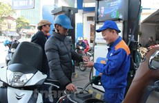 Petrol prices drop in latest review
