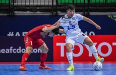 Thai Son Nam Futsal Club's players to compete for Yokohama FC