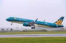 Vietnam Airlines earns 142 million USD in pre-tax profit