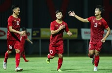 Vietnam U22 team set sights on SEA Games gold
