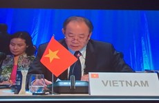 Vietnam attends 36th Ministerial Conference of the Francophonie