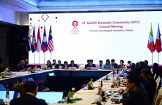 ASEAN Economic Community Council holds 18th meeting in Thailand