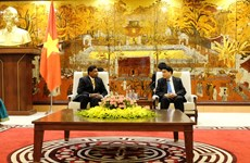 Hanoi keen to partner Sri Lanka in agriculture, cultural exchanges
