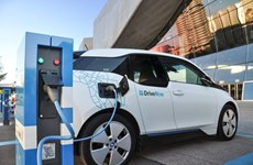 Singapore Power to build charging stations in Indonesia