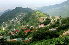 Vinh Phuc strives to boost tourism industry in Tam Dao district