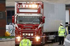 All victims in Essex lorry deaths thought to be Vietnamese: UK police