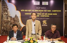 Vietnam-Cambodia business forum slated for December