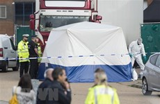 Vietnamese Embassy in UK releases statement on Essex lorry deaths