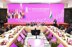 Leaders highlight progress in ASEAN-India strategic partnership