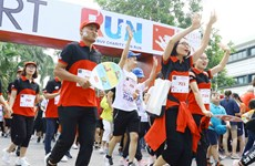 Charity Fun Run draws nearly 8,000 runners
