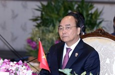 PM attends plenary meeting of 35th ASEAN summit