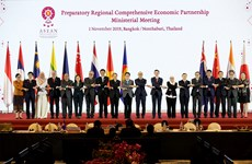 Thailand asks for Japan's support to finalise RCEP