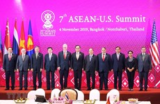 PM attends seventh ASEAN – US Summit