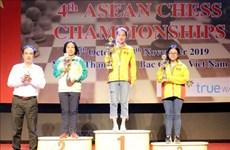 Vietnam dominates ASEAN Chess Championships 2019