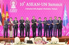 ASEAN, UN leaders emphasise cooperation in solving challenges