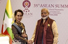 India aims to boost bilateral cooperation with Myanmar