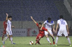 Vietnam enter finals at int'l U21 football champs