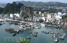 Quang Ninh's Mong Cai city supports businesses
