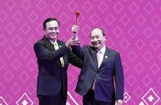 35th ASEAN Summit concludes, Vietnam assumes chairmanship