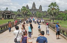 Vietnam ranks second in number of visitors to Cambodia