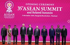 35th ASEAN Summit a success: Thai PM