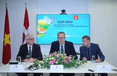 Denmark pledges to expand energy partnership with Vietnam