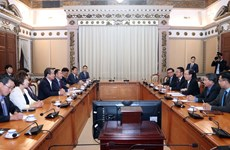 HCM City beef up cooperation with RoK's Gymcheon city