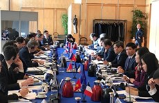 Vietnam, France holds sixth high-level economic dialogue