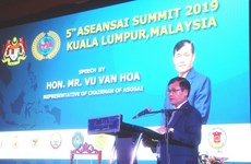 Vietnam attends 5th ASEANSAI Summit in Malaysia