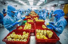Vietnam's export tunover surges 7.4 percent in 10 months