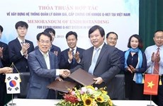 RoK helps Vietnam develop qualification management system