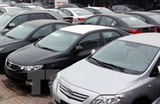 Vietnam imports 120,000 cars in ten months