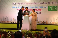 Vietnamese goods week opens in Thailand