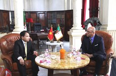 Vietnam, Algeria promote trade, investment at SIPA 2019