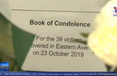 Vietnamese expats in UK mourn victims of lorry tragedy